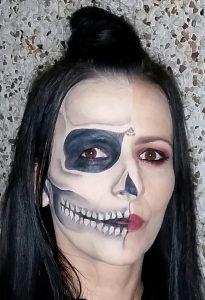 Half skull 2