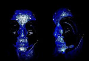 Gemini & Virgo Zodiac signs makeup