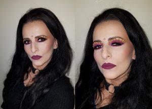 gems festival makeup