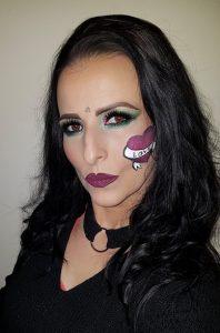 love banner valentine's day makeup