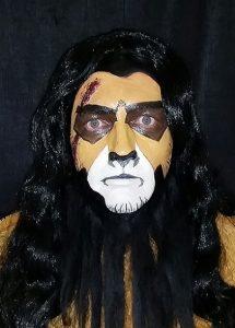 theatre halloween makeup